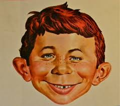Image result for images alfred e neuman