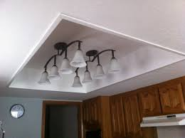 Fluorescent Kitchen Ceiling Light Fixtures 1000 Ideas About Fluorescent Light Fixtures On Pinterest