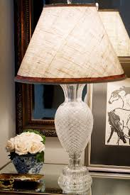 table lamps for living room  extraordinary decoration with waterford crystal table lamps for livin