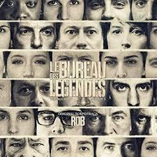 <b>Le Bureau</b> Des Legendes - Saison 5 купить на виниловых ...