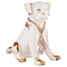 <b>Статуэтка собака с</b> галстуком 25*15см, высота=24см - <b>Lefard</b> ...