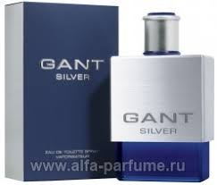 <b>Gant Silver</b> - купить <b>туалетную</b> воду, парфюмерные духи <b>Гант</b> ...