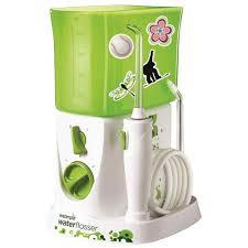 Купить <b>Ирригатор WaterPik WP-260</b> For kids, белый/зеленый в ...