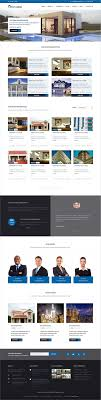 best ideas about real estate website templates popo homes real estate html template