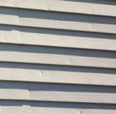 aluminum siding hail damage