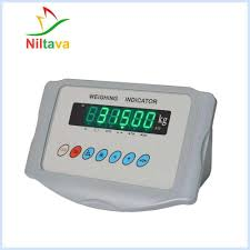 Y8503 A stainless steel weighing indicator for pallet <b>scale</b> 2t ...
