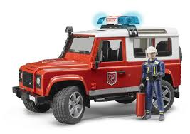 Купить <b>BRUDER</b> Внедорожник <b>Land Rover</b> Defender Station ...