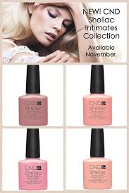 <b>Cnd intimates</b> collection | Hair and nails