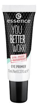 Купить <b>праймер под тени для</b> век you better work! gum-proof ...