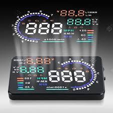 <b>A8 Car</b> Head up Display <b>HUD</b> | Gearbest España Mobile