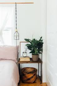ideas bedside tables pinterest night: weekend at home bedside table styling designlovefest