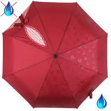 <b>Зонт</b>-<b>автомат Flioraj</b> 20003 FJ Кокетка красный от 3086 р., купить ...