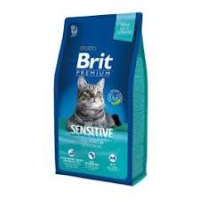 <b>Brit Premium Cat</b> Sensitive 1,5kg - Tørrfôr - Kattemat - Katt | Dogman