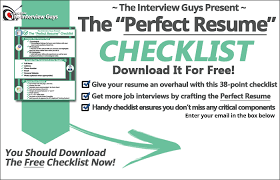 how to make a resume  examples included    ad   resume checklist optin image png