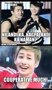 Un Categorized | EunHae Tagalog memes ~RaeRae/KyuhyunCho Nilandi ... via Relatably.com