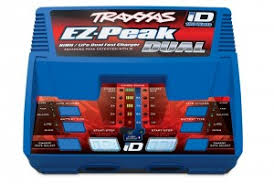 <b>Зарядное устройство Traxxas EZ-Peak</b> Plus 4-amp NiMH-LiPo with ...