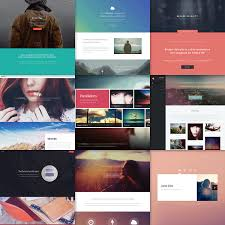 html up responsive html and css site templates