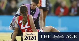 Guerin becomes <b>fourth</b> AFLW <b>Demon</b> to rupture ACL