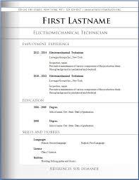 resume builder microsoft free resume builder classic resume 1 free traditional resume templates