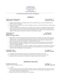ex military resume examples template military resume example