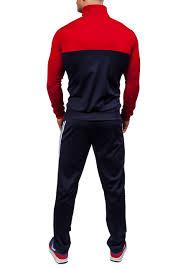 <b>ZOGAA mens</b> tracksuit Russian <b>classic</b> style <b>mens</b> track suit set Red ...