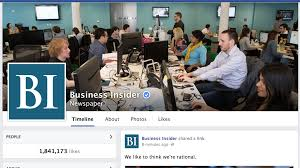 how business insider grew its facebook page to m fans buffer business insider facebook page