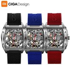 Xiaomi <b>CIGA Design Men</b> Automatic <b>Mechanical</b> Analog Watch ...