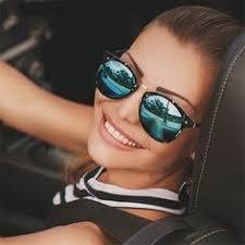 DJXFZLO 2018 New Large Frame Designer Sunglasses <b>Women's</b> ...