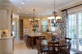 kitchen table lighting kitchen traditional with apron front sink black and bedroomglamorous granite top dining table unitebuys