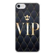 Чехол для iPhone 8, объёмная печать VIP <b>КОРОНА</b> #2370305 в ...