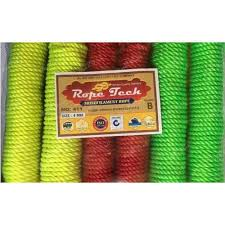 Rope Tech Red And Blue <b>4MM 10meter</b> HDPE Dori, Rs 122 ...