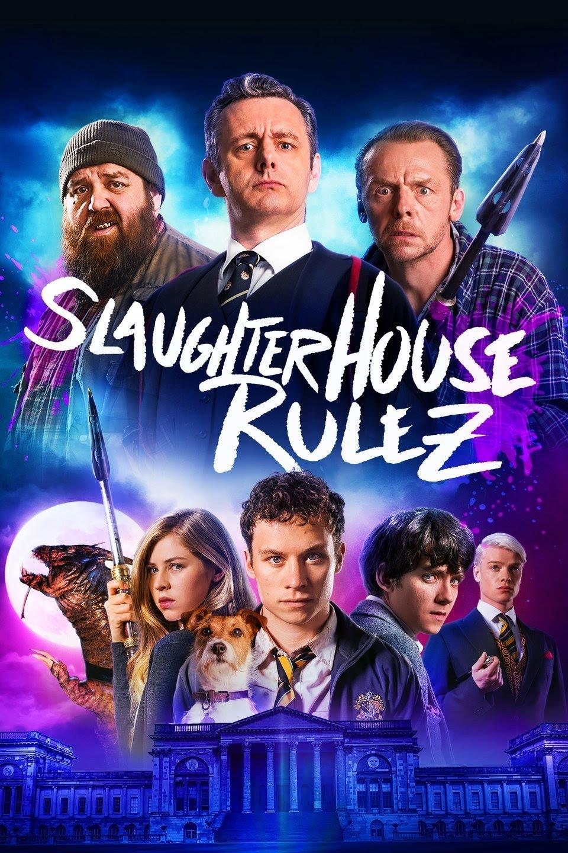 Slaughterhouse Kuralları İndir TÜRKÇE  Dublaj 1080P