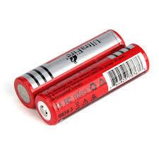 UltraFire 18650 3.7V <b>2600MAH</b> Lithium-Ion Rechargeable Battery ...