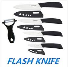 ceramic knife set quot quot