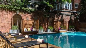 washington dc hotels kimpton hotel palomar dc kimpton palomar hotel outdoor pool and sundeck