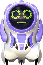 """Робот <b>Silverlit</b> """"<b>Покибот</b> """", цвет: фиолетовый — купить в интернет ..."""