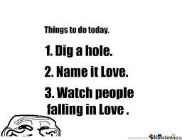 Falling In Love. by edgesor - Meme Center via Relatably.com