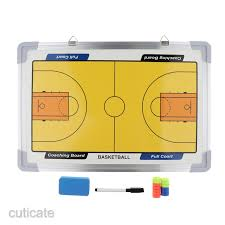 <b>Basketball Coaching</b> Marker Board Magnetic Tactic Strategy ...