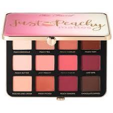 <b>Just</b> Peachy Mattes Eyeshadow Palette – Peaches and Cream ...