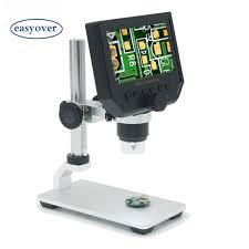 "Portable 600X 3.6MP Digital Microscope <b>4.3</b>"" <b>LCD</b> Electronic HD ..."