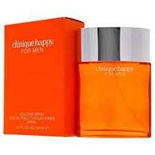 Happy by Clinique for Men Cologne 3.4 oz Spray ... - Amazon.com