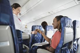 quiz do you want to work as a flight attendant flight attendant serving a passenger