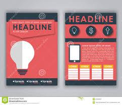 flyer design for advertising stock vector image  flyer design for advertising