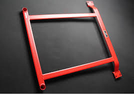 <b>Распорка кузова прямоугольная</b> (цвет <b>красный</b>) CHN для Санта ...