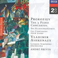 Serge <b>Prokofiev</b>, <b>Andre Previn</b>, London Symphony Orchestra ...