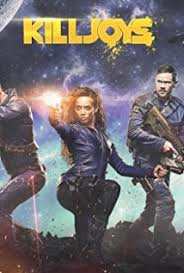 Killjoys Temporada 2 audio español