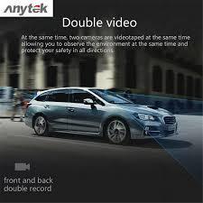 32GB <b>3 Lens</b> 1080P Car Rear View Mirror DVR Camera Dash Cam ...