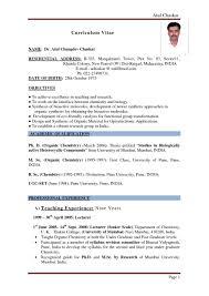 resume models for teachers cipanewsletter examples of resumes resume format for teachers job in doc