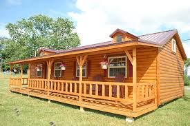 amish cabins amish built home office