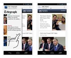 google currents under review google currents gets better new layout and improved content scanning